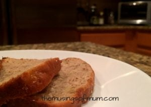 The Musings of Mum - Simply Tasty Banana Bread for Little Bakers